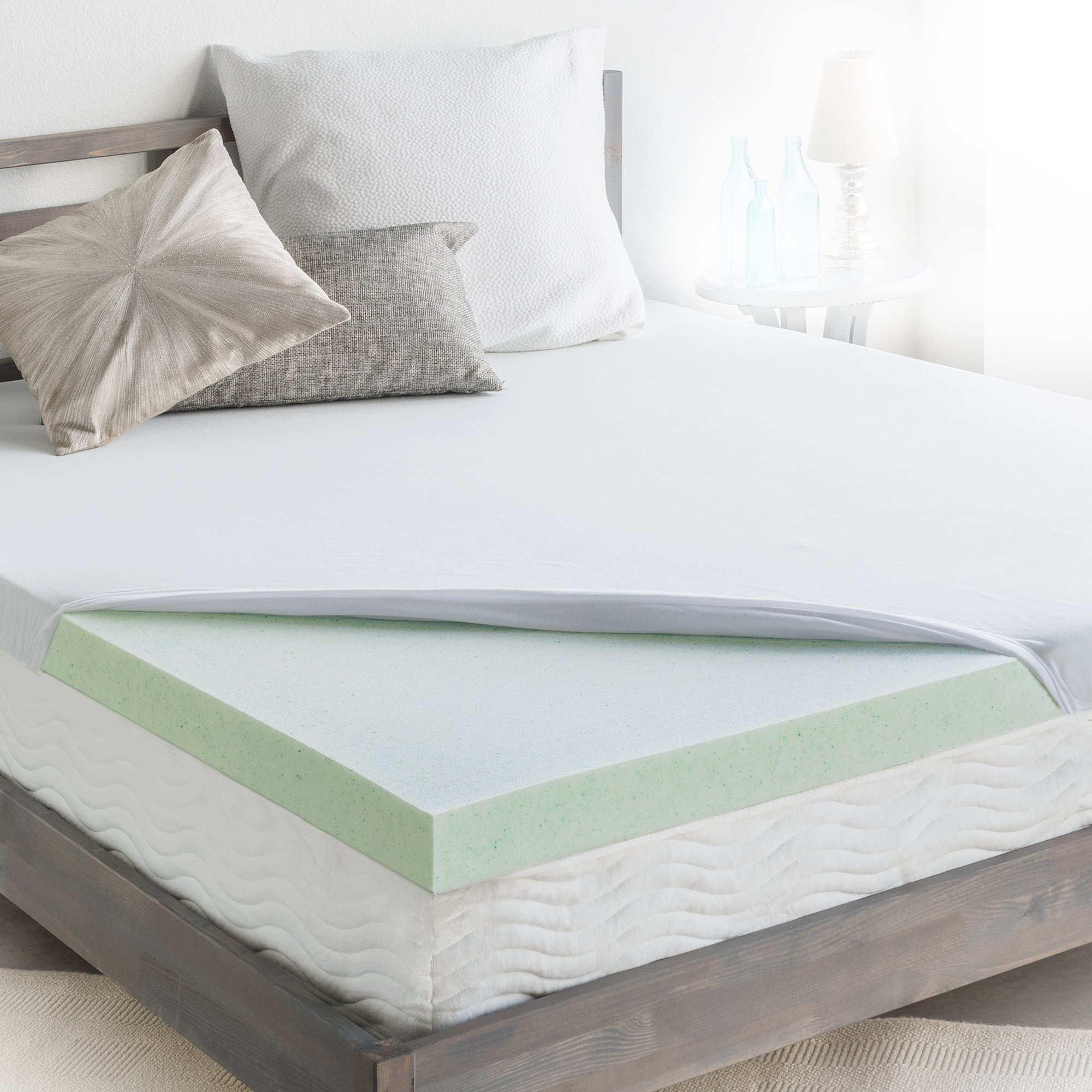 dreamfoam brooklyn buyers bedding configuration compare guide mattress latex layer bed