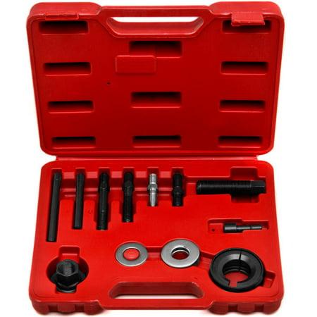 - Biltek Automotive Pulley Puller Remover Installer Power Steering Pump Alternator Pulley