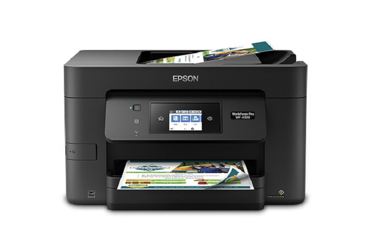 Epson WorkForce Pro WF-4720 Wireless All-In-One Printer by Epson