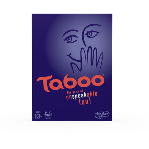 Taboo Game by Hasbro, Inc.