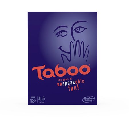 Taboo Game](Taboo Board Game)