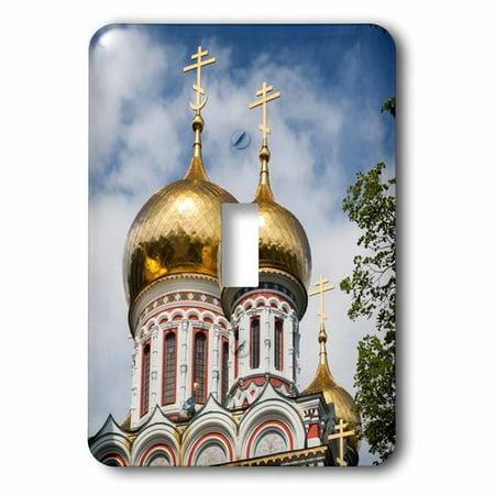 3dRose Bulgaria Shipka Shipka Monastery Nativity Memorial Church Socket
