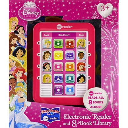 Disney Princess Me Reader Electronic Reader and 8-Book Library