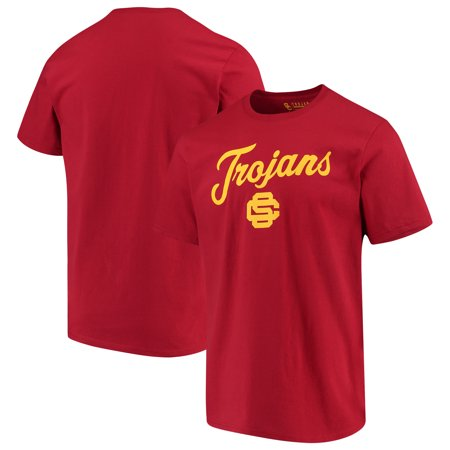 Men's Cardinal USC Trojans Strike Zone T-Shirt