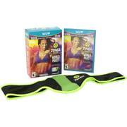 Zumba Fitness World Party Bundle (Belt Included)- Nintendo Wii U