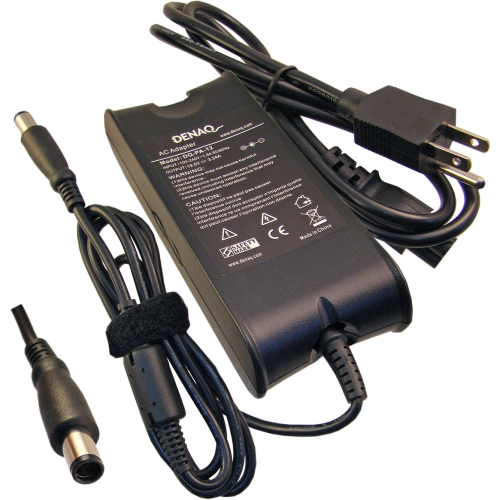 DENAQ 19.5V 3.34A 7.4mm-5.0mm AC Adapter for DELL