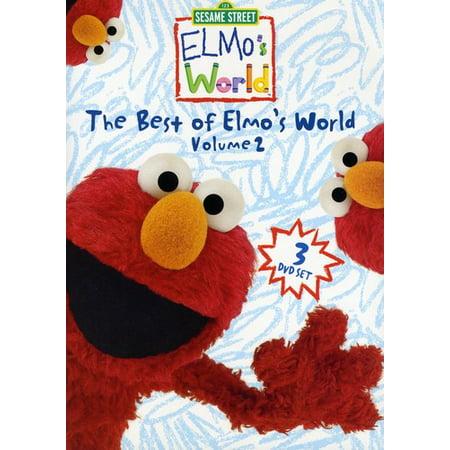 The Best of Elmo's World: Volume 2 (DVD)
