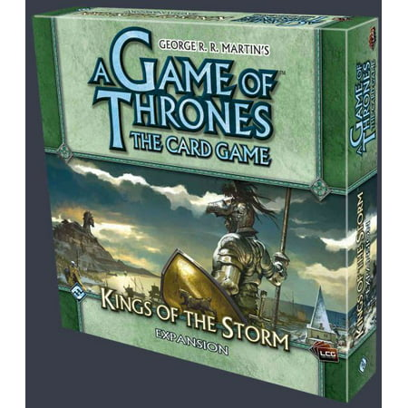 A Game of Thrones LCG: Kings of The Storm Expansion - King Of Tokyo Halloween Expansion