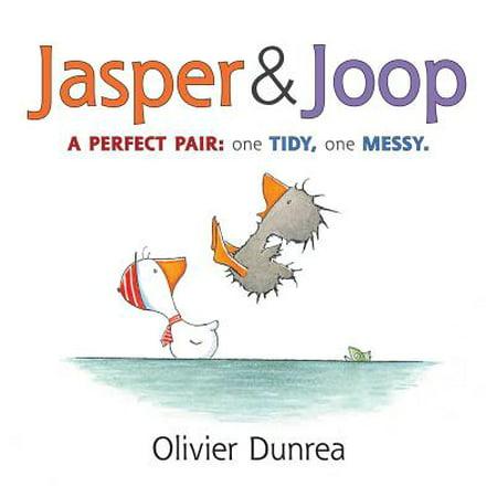 Jasper & Joop A Perfect Pair: One Tidy O (Board
