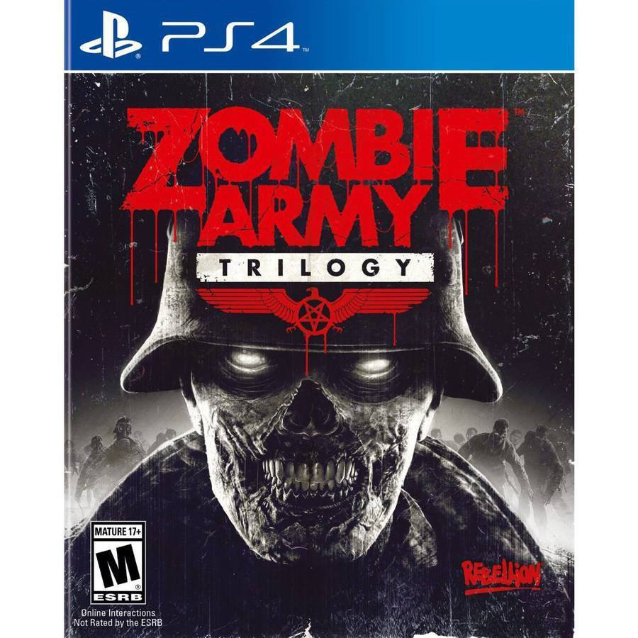 Rebellion U&I Entertainment Zombie Army Trilogy - PlayStation 4 - Video Game