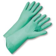 West Chester Glove Size 11 NitrileChemical Resistant Gloves,52N103/11
