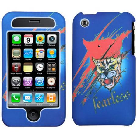 Apple Iphone 3g Wall (Apple iPhone 3G MyBat Protector Case, Lizzo Bobcat)