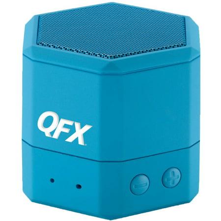 QFX Drop Bluetooth Portable Mini Speaker