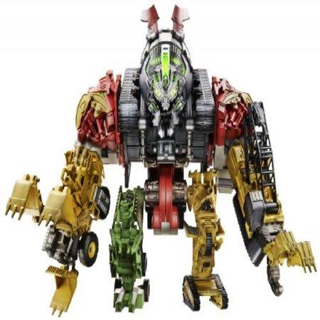 Transformers Movie 2 Combiner - Construction Devastator (Transformers Toy Devastator)