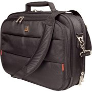 "Urban Factory City Classic Carrying Case for 15.6"" Notebook w/ Docs Compartment"