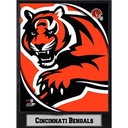 NFL Cincinnati Bengals Photo Plaque, 9x12 ()