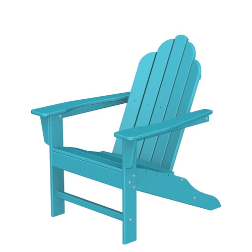 polywood 174 island recycled plastic adirondack chair