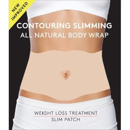 - Contouring Toning Slimming All Natural Body Wrap 5 Applications - it works to Body Firming and Tightening.