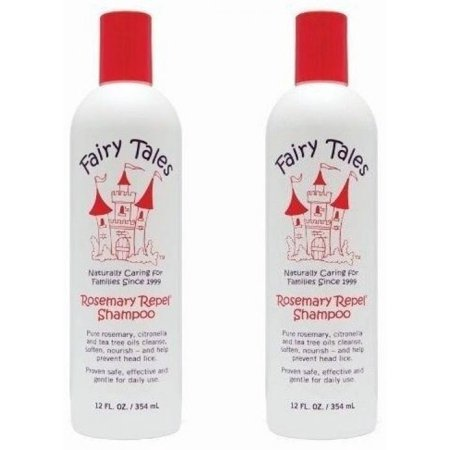 Fairy Tales Repel (Fairy Tales Repel Shampoo, Rosemary, 12 Fluid Ounce Pack Of)