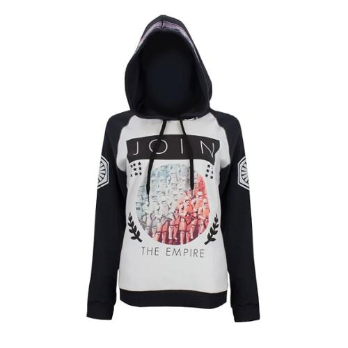 Star Wars Join The Empire Junior's Hoodie XX-Large