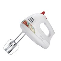 Deals on Hamilton Beach Pioneer Woman Hand Mixer w/Vintage Floral Snap