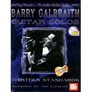 Barry Galbraith Guitar Solos : Thirteen Standards