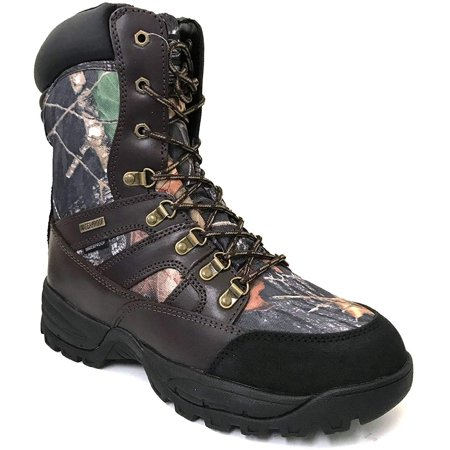 Men's Hunting Boot Waterproof 600 Grams Insulated 9