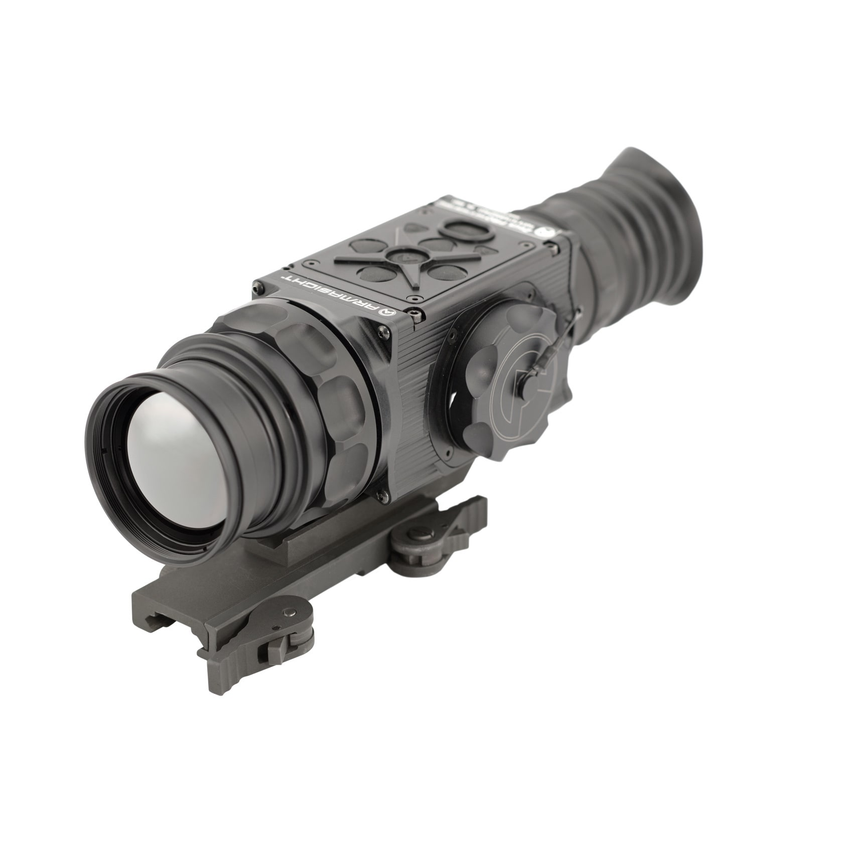 Armasight Zeus-Pro 336 4-16x50 (60 Hz) Thermal IMaging Weapon Sight, FLIR Tau 2 336x256 (17m) 60Hz Core, 50mm Lens by Overstock
