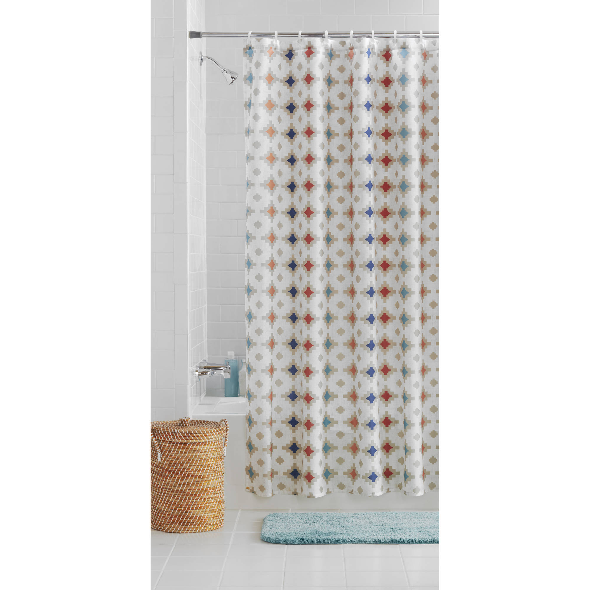 shower design best southwestern ideas curtain beautiful casablanca southwest moroccan curtains bear ombre black of
