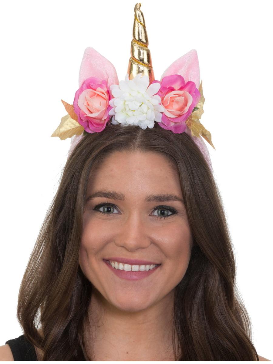 Magic Unicorn Headband and Tail Accessory Kit