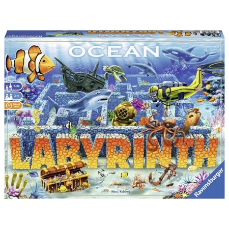 Ocean Labyrinth Game (Other)