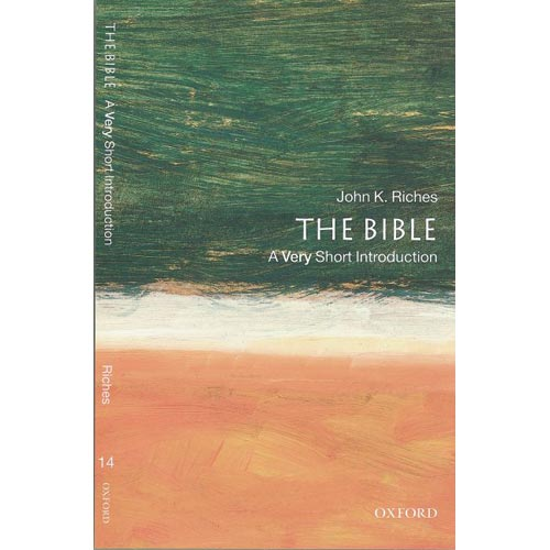 Very Short Introductions: The Bible: A Very Short Introduction (Paperback)