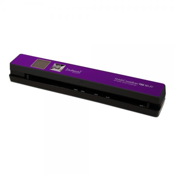 Vupoint Solutions Magic InstaScan PRO Wi-Fi Portable Smar...