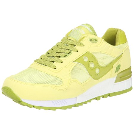 Saucony Shadow 5000 Womens Lime Sneakers