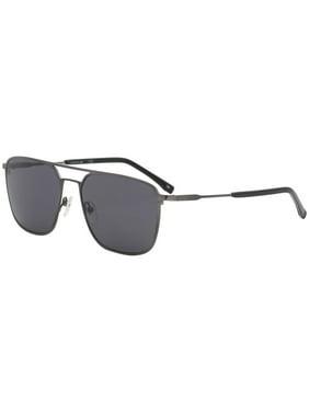 8310fb910f Product Image Lacoste Men s L194S L 194 S 033 Matte Gunmetal Fashion Pilot  Sunglasses 57mm