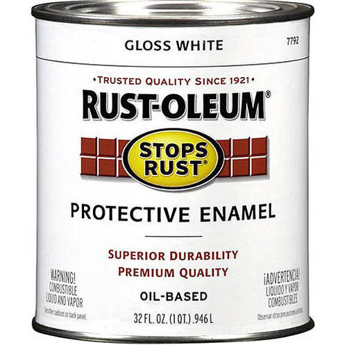 Rust-Oleum Stops Rust, 1 qt