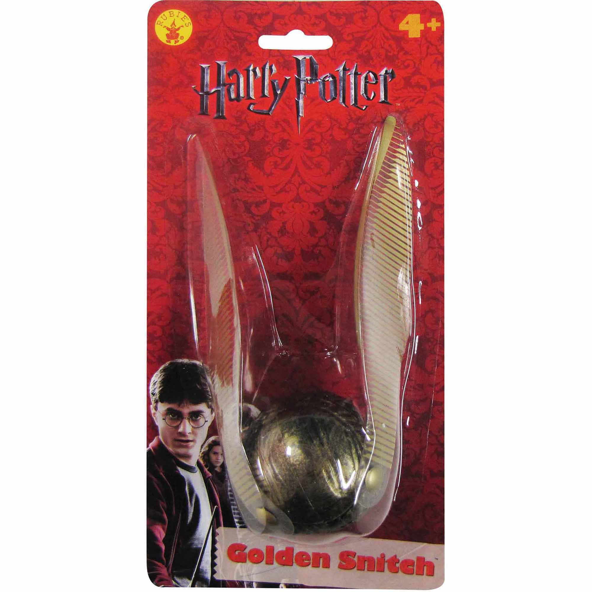 Harry Potter Golden Snitch Halloween Costume Accessory
