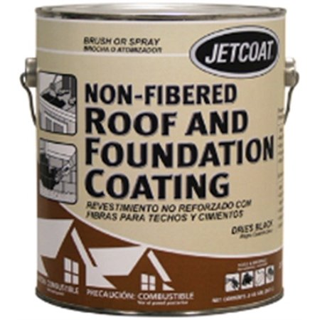 Part 63701 Non-Fiber Roof & Foundation  Gal, by Jetcoat, Single Item, Great Valu