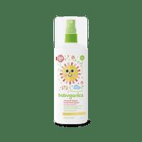 Babyganics Mineralbased Sunscreen Spray, 50 Spf, 6Oz