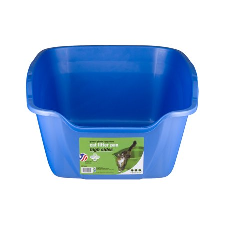 Van Ness High Sided Cat Litter Box, Giant, Color May Vary