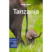 Travel Guide: Lonely Planet Tanzania - Paperback