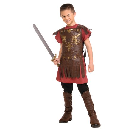 Gladiator Roman Greek Boys Costume R882800 - Medium (8-10) for $<!---->