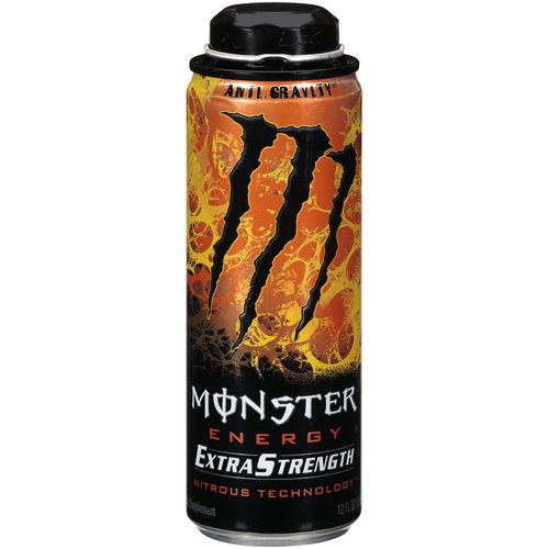 Monster Energy Extra Strength Anti-Gravity Energy Supplement, 12 oz