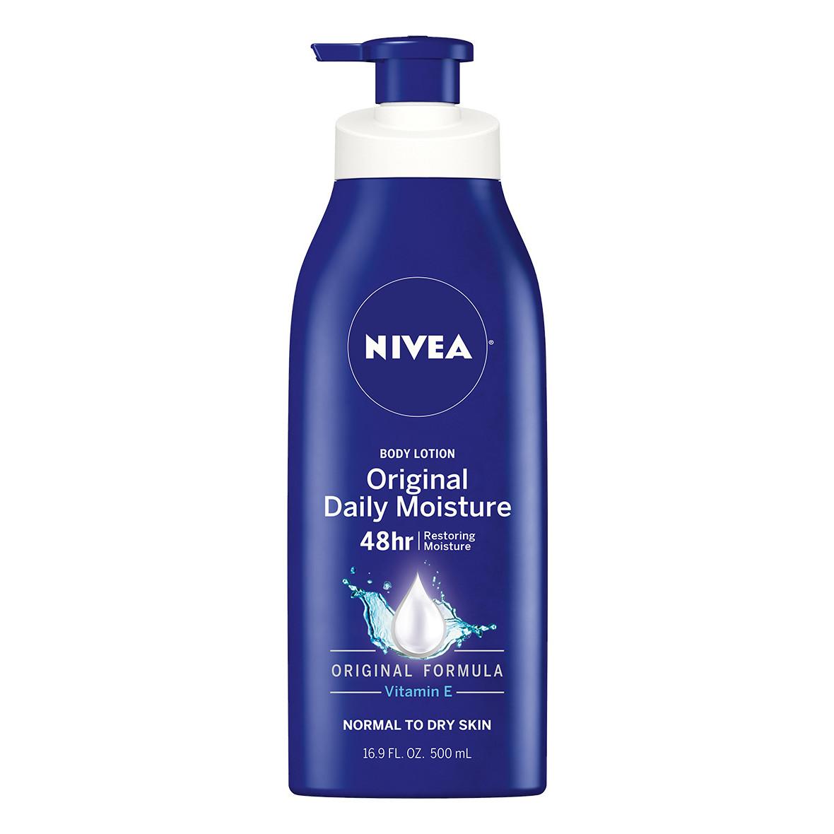 NIVEA Original Daily Moisture Body Lotion 16.9 fl. oz.
