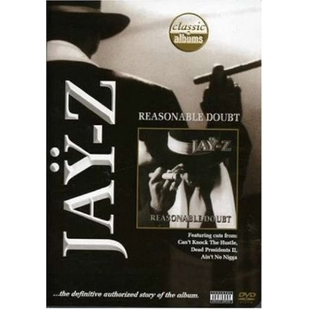 Classic Albums: Jay-Z: Reasonable Doubt (DVD) - Jay Z Beyonce Blue Halloween