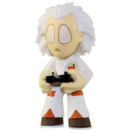 Funko Mystery Minis Vinyl Figure - Science Fiction Series 2 - DOC BROWN (Back to the - Back To The Future Doc