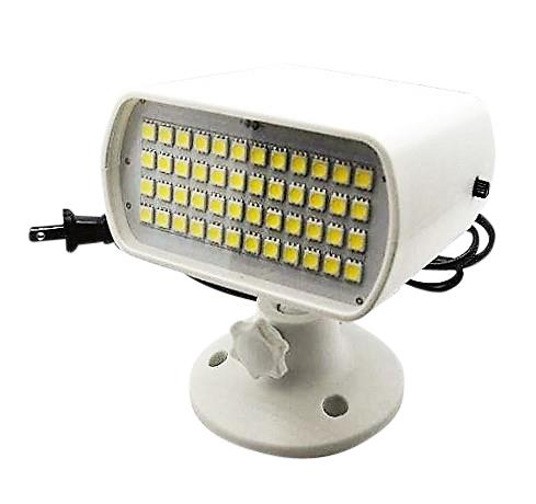 Lightahead Auto, Sound Activated 6 Colors Strobe Light with 48 LEDs Flash Rate Adjustable... by Lightahead?