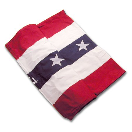 Cotton US Flag Bunting 5 Stripe with Stars 36