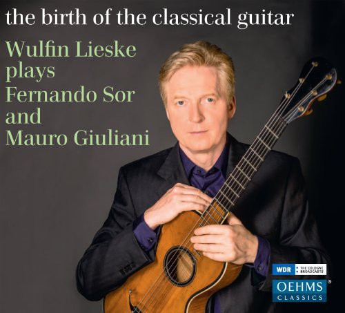 Birth of Classical Guitar by
