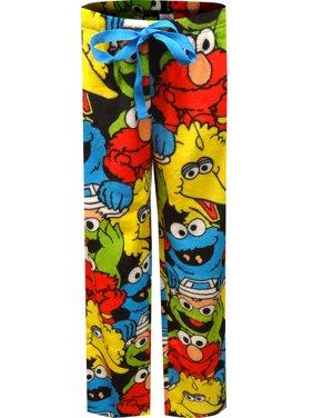 Sesame Street Gang Plush Lounge Pants